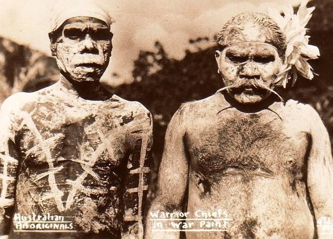 australische ureinwohner aborigines