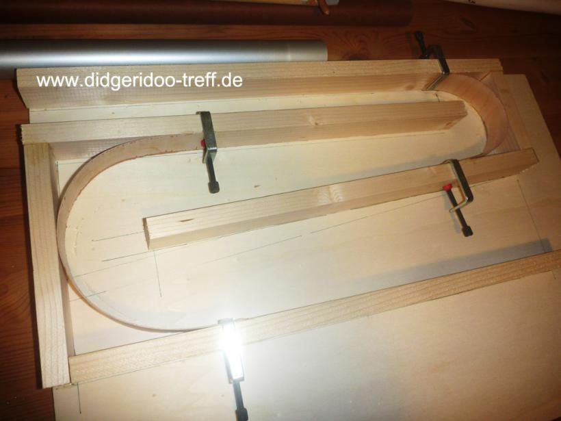 innenleben konstruktion koffer reise didgeridoo