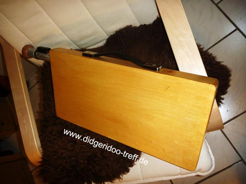 koffer reise didgeridoo eigenbau