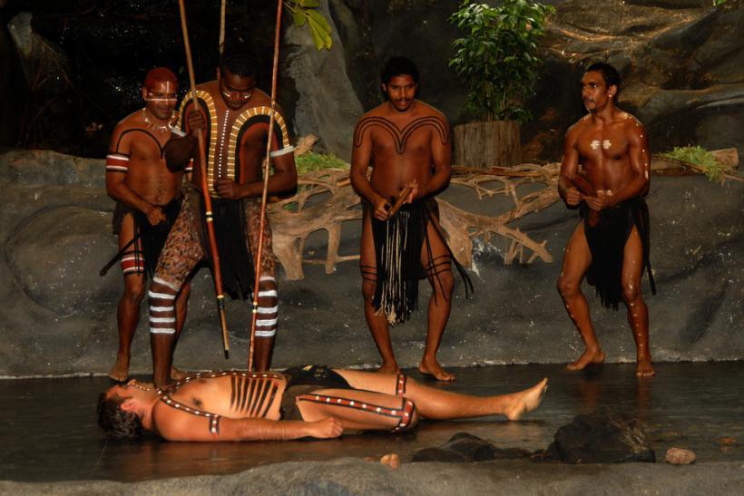 moderne aborigines